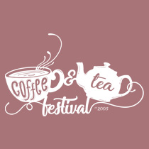 Coffee & Tea Festival - Pink Shirt