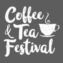 Coffee & Tea Festival - Charcoal Shirt
